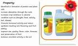 De organische Vloeibare Meststof van het Aminozuur van het Certificaat