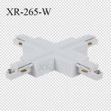 Beleuchtung-Spur X-Verbinder des PC Material-2 der Draht-LED (XR-265)