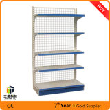 Boa qualidade Metal Supermarket Exhibition Display Rack & Shelf