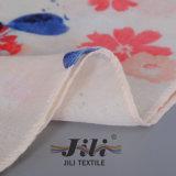 Bufanda popular viscosa de Hijab de la impresión floral de la impresión del 100%