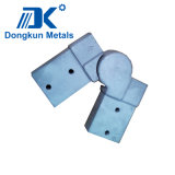 아연 도금 강철은 CNC 기계로 가공 부속을 분해한다