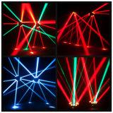 9PCS*12W indicatore luminoso capo mobile della fase del fascio del ragno LED