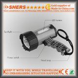 8PCS LED 손전등을%s 가진 재충전용 코드가 없는 3W LED 스포트라이트