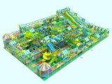 China-heiße Verkaufs-Kind-Plastikplättchen-Kind-Innenspielplatz