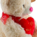 High Quality Custom Plush Teddy Bear Toy Valentine Gift Bear