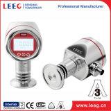 Moltiplicatore di pressione d'indicazione sanitario con la guarnizione igienica