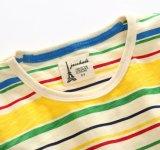 جديات ملابس فصل صيف لباس [مولتيكلور] شريط 100% قطن [ت] أقمصة