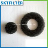 Le filtre d'éponge de mousse personnalisent la taille