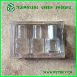 Plastic Folding Printing Vernis à ongles Clear Box Packaging pour vernis à ongles