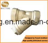 Tipo máquina de Dn50 Y do filtro de petróleo