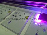 Hoog - technologie UV Flatbed Printer voor 3D Druk van het Glas van Tegels Houten
