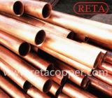 Pipe de cuivre flexible de trempe doux