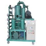 Macchina di depurazione di olio del cavo dell'olio del trasformatore di degasificazione di disidratazione di vuoto (ZYD)