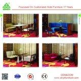 Insieme stabilito della mobilia della camera da letto della mobilia dell'hotel di disegno moderno