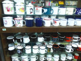 De Kop van de Koffie van de Mok van het Bier van het email Mug6cm 7cm 8cm 9cm 10cm 11cm 12cm