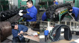 Exkavator der Qualitäts-300X52.5k spürt Gummispuren auf