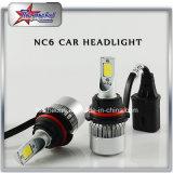 Fabrik direkter H13 H4 PFEILER LED Scheinwerfer für Scheinwerfer 9007 des Auto-Motorrad-hohen niedrigen Träger-9004 mit Ventilator