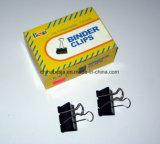 41mm Black Binder Clips (1002)