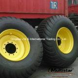 タンカーの大箱のチェーサーの大箱のための浮遊の農場のタイヤ650/65-30.5