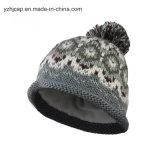 Шлем Beanie шлема шлема POM Knit связанный POM