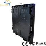 Tela de indicador ao ar livre de venda quente do diodo emissor de luz da cor cheia P10 para a instalação fixa