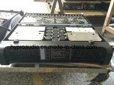Fp20000q 전력 증폭기, 최신 인기 상품 AMPS 의 이중 전력 공급 증폭기, 2200W 증폭기