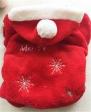 تصميم عيد ميلاد المسيح يلبّي محبوب [هوودي] كسفة ثلجيّة كلب طبقة