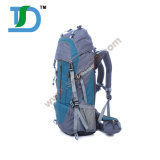 キャンプする防水ナイロン男女兼用旅行バックパックをハイキングする