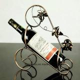 Fabrik Wholesales kreativen einzelnen Wein-Flaschen-Halter