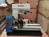 AT125 3 в 1 комбинированном Lathe хоббиа для машинного оборудования вырезывания металла с стандартом CE