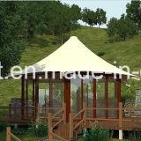 Dubbele het Kamperen van het Dak van pvc Waterdichte Tent met Goede Kwaliteit