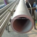 Barre creuse sans joint d'acier inoxydable d'ASTM A312 TP304/304L
