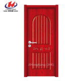 Jhk-P10 PVC 문 물자 PVC MDF 문 PVC 넘치는 문