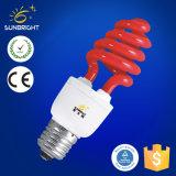Ampoule économiseuse d'énergie spiralée Sunbright d'EMC 26W