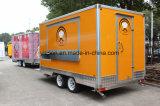 Bewegliche Eiscreme Van für Verkauf Saudi-Arabien