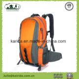 Fünf Farben-Polyester-kampierender Rucksack 402