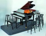 피아노 9개 피트 피아노 바 연주회용 그랜드피아노 바 Hg 275er