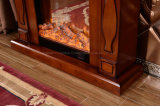 Móveis modernos de sala de estar simples Lareira elétrica com aquecimento (335)