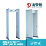 Gobierno que construye el detector de metales seguro de Digitaces de las zonas de la puerta 18