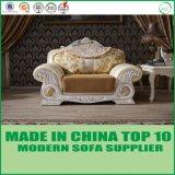 Großbritannien Hauptmöbel-Wohnzimmer-Leder-Sofa-Set