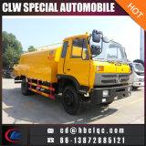 Camion à haute pression de nettoyage d'égout de camion d'aspiration d'égout de Dongfeng 10t 12t