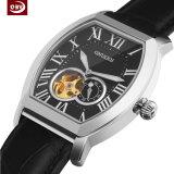Подгонянный Wristwatch кварца нержавеющей стали логоса для мужчины