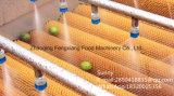 Lavadora de la fruta y verdura del aerosol de la alta capacidad HP-360, máquina de la limpieza del melón