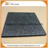 mat van de Vloer van 50X50cm Anti-Noise Rubber voor de Apparatuur van de Gymnastiek