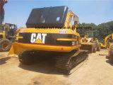 Máquina escavadora usada 330bl Japão original da esteira rolante do gato, máquina escavadora da lagarta 330bl