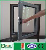 Aluminiumneigung-Drehung Windows und Glas Windows mit Deutschland-Befestigungsteilen