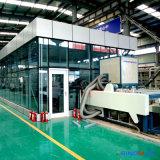 Los ingenieros disponibles para el vidrio laminado del servicio trabajan a máquina la línea (SN-JCX2350A)