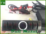 Painel de Jk 07+ 6-Switch do Wrangler com controle para o jipe