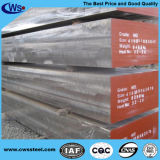 Плита 1.2344 китайской прессформы работы поставщика горячей стальная