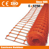 1.2 Messinstrument-orange reflektierendes Sicherheitszaun-Plastikineinander greifen für WARNING